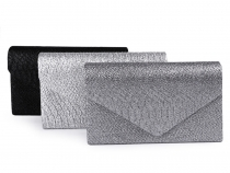 Clutch / Formal Evening Purse with Glitter