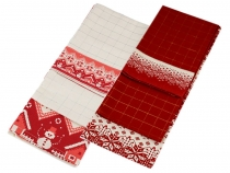 Christmas Cotton Towels 50x70 cm