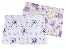 Double-sided Placemats 33.5x46 cm Lavender, Dots