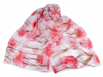 Artificial Silk Scarf 135x185 cm