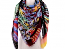 Scarf / Pareo Exotic 125x125 cm