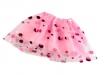 Children´s carnival skirt - reversible with sequins