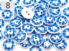 Plastic 2 Hole Buttons 20