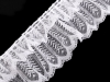 Pleated Lace Trim width 85 mm