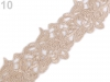 Embroidered Lace Trim width 70 mm,75 mm