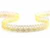 Metallic Lace Trim gold / silver