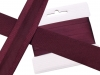 Single Fold Bias Binding satin width 15mm measured out