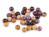 Natural Mineral / Gemstone Beads Jasper Mookait Ø6 mm