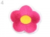 Iron on Patch Embroidered Flower