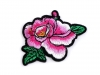 Iron on Patch for Jeans Flower / Rose
