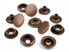 Snap Fasteners Ø15 mm (AM6) - in bulk antique brass