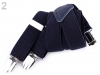 Children Trouser Bracers / Suspenders Y-back