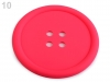 Cup Coasters Silicone Button Ø9 cm