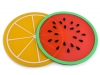Round Silicone Placemat Fruit Ø24.5 cm