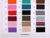 Colour Card - Polypropylene Webbing