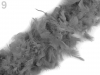 Boa - Turkey Feathers 90 g length 1.8 m