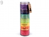 Tall Glass Cylinder Scented Candle